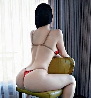 Sadjia korean outcall escort in Silverdale WA